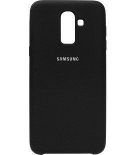 Накладка SA J810 black Soft Case