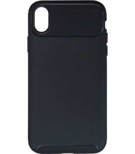 Накладка iPhone XR black Fusion iPAKY
