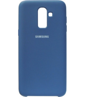 Накладка SA J810 blue Soft Case