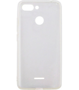 Силикон Xiaomi Redmi6 white 0.3mm