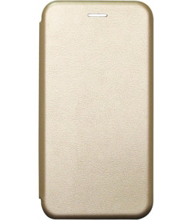 Чехол-книжка Huawei Y7 Prime (2018)/Honor7C/7C Pro gold Wallet