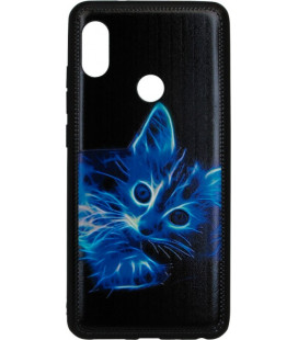 Накладка Xiaomi Redmi Note5/5Pro Kitty Night case