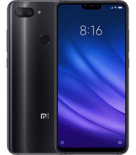 Xiaomi Mi 8 Lite 4/64GB Midnight Black Европейская версия EU GLOBAL Гар. 12 мес.