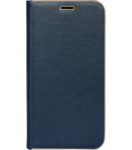 Чехол-книжка SA J400 blue leather Florence