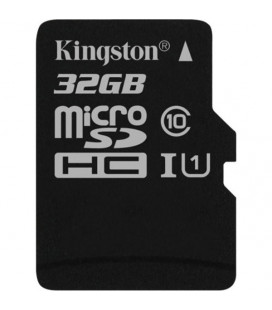 Карта памяти Micro SD 32GB/10 class Kingston