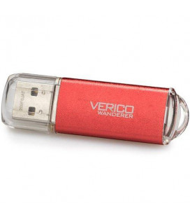 USB Flash 8GB Verico Wanderer red