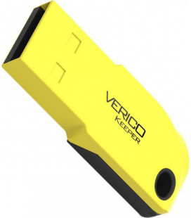 USB Flash 64GB Verico Keeper yellow/black