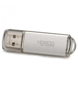 USB Flash 64GB Verico Wanderer silver