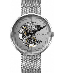 Часы CIGA Mechanical Watch MY Series Silver Гарантия 3 месяца