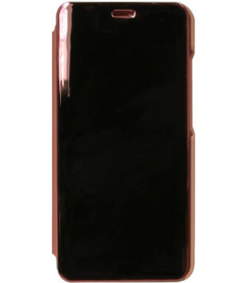 Чехол-книжка Xiaomi Redmi Note6 Pro gold Clear View Standing Cover