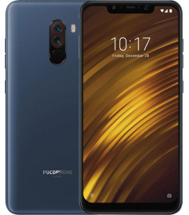Xiaomi Pocophone F1 6/128GB Steel Blue Европейская версия EU GLOBAL Гар. 3 мес.