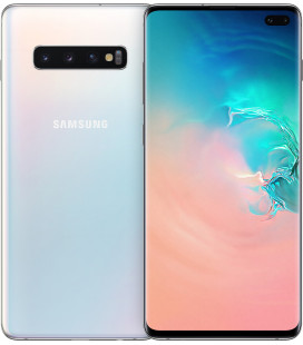 Samsung Galaxy S10 Plus SM-G975 DS 8/128GB White (SM-G975FZWD) UA-UCRF Оф. гарантия 12 мес.