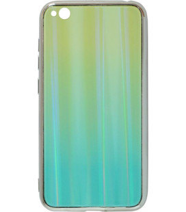 Накладка Xiaomi Redmi Go mint Chameleon Glass
