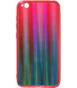 Накладка Xiaomi Redmi Go ruby red Chameleon Glass