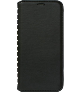 Чехол-книжка Meizu Pro7 Plus black Leather Folio