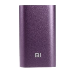 Power Bank 5200 mAh violet Mi