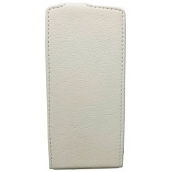 Чехол-книжка Bravis Solo white Flip cover Red Point