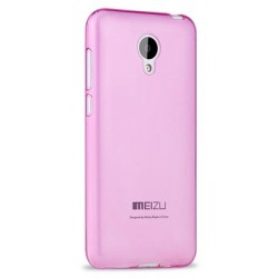 Силикон Meizu M2 (mini) pink Remax